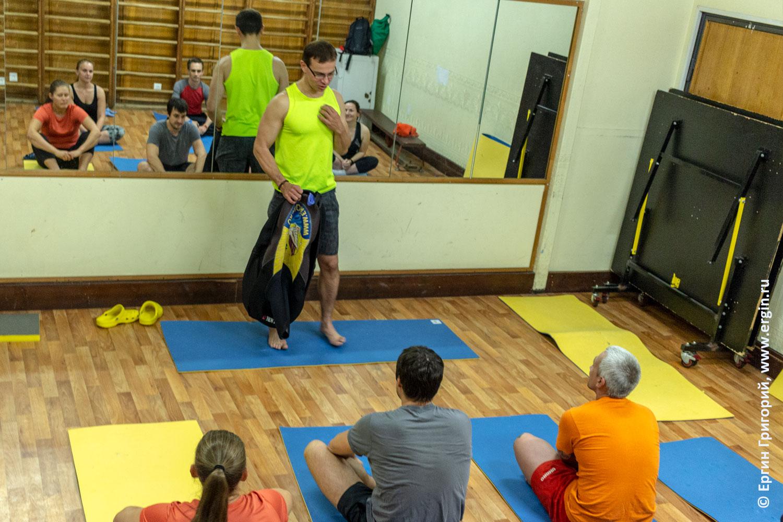 Тренер по каякингу в Санкт-Петербурге