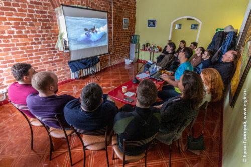 Школа каякинга уроки для каякеров