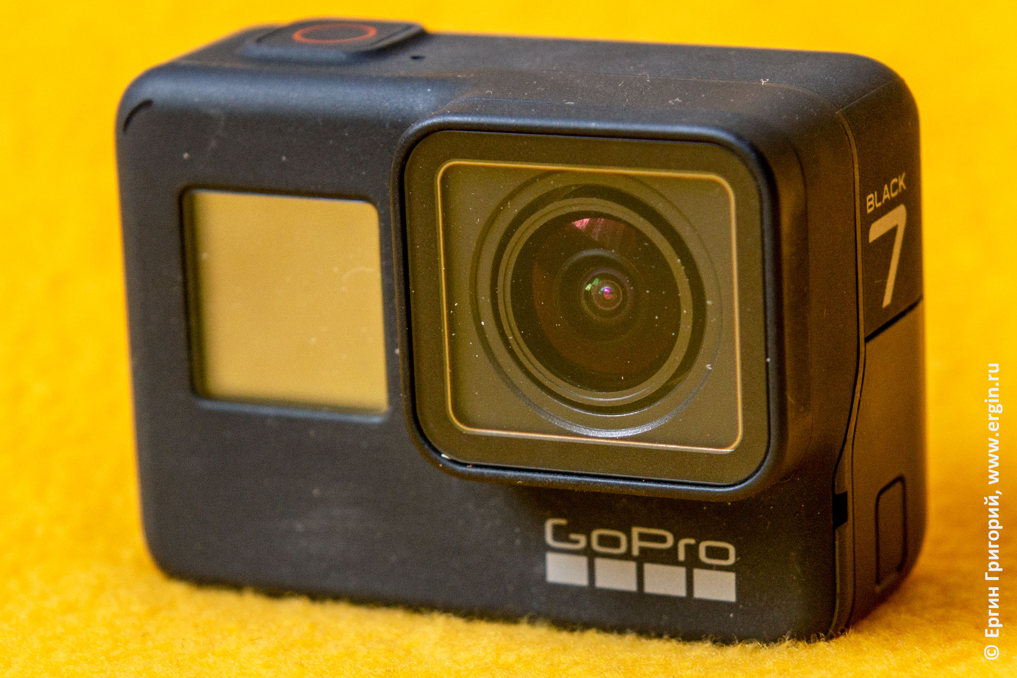 GoPro Hero 7 black экшн-камера обзор
