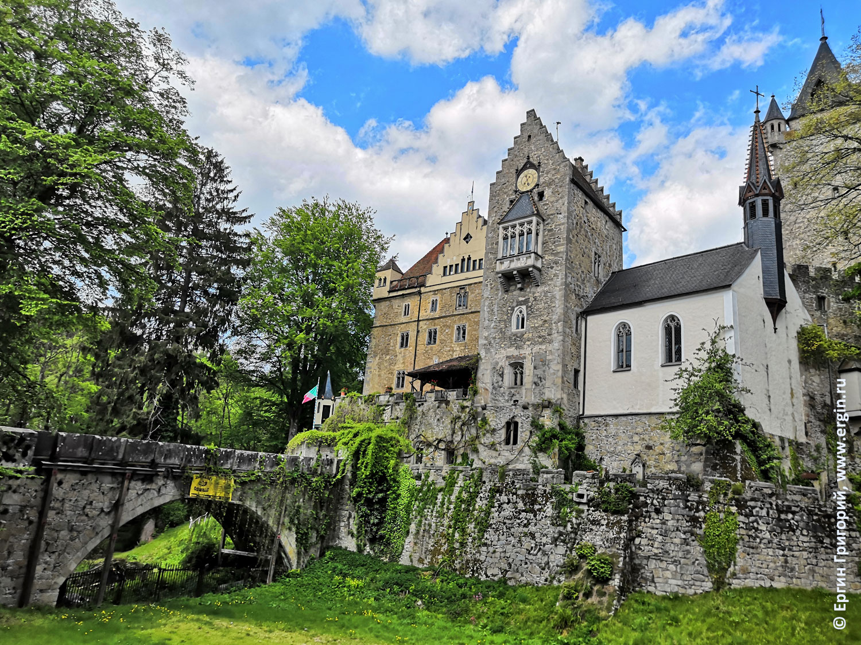 Замок Эгг в Баварии Платтлинг Дегендорф