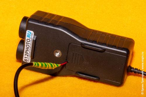 Замена батарейки крона 9В на питание от USB в микрофонном усилителе Saramonic SmartRig+