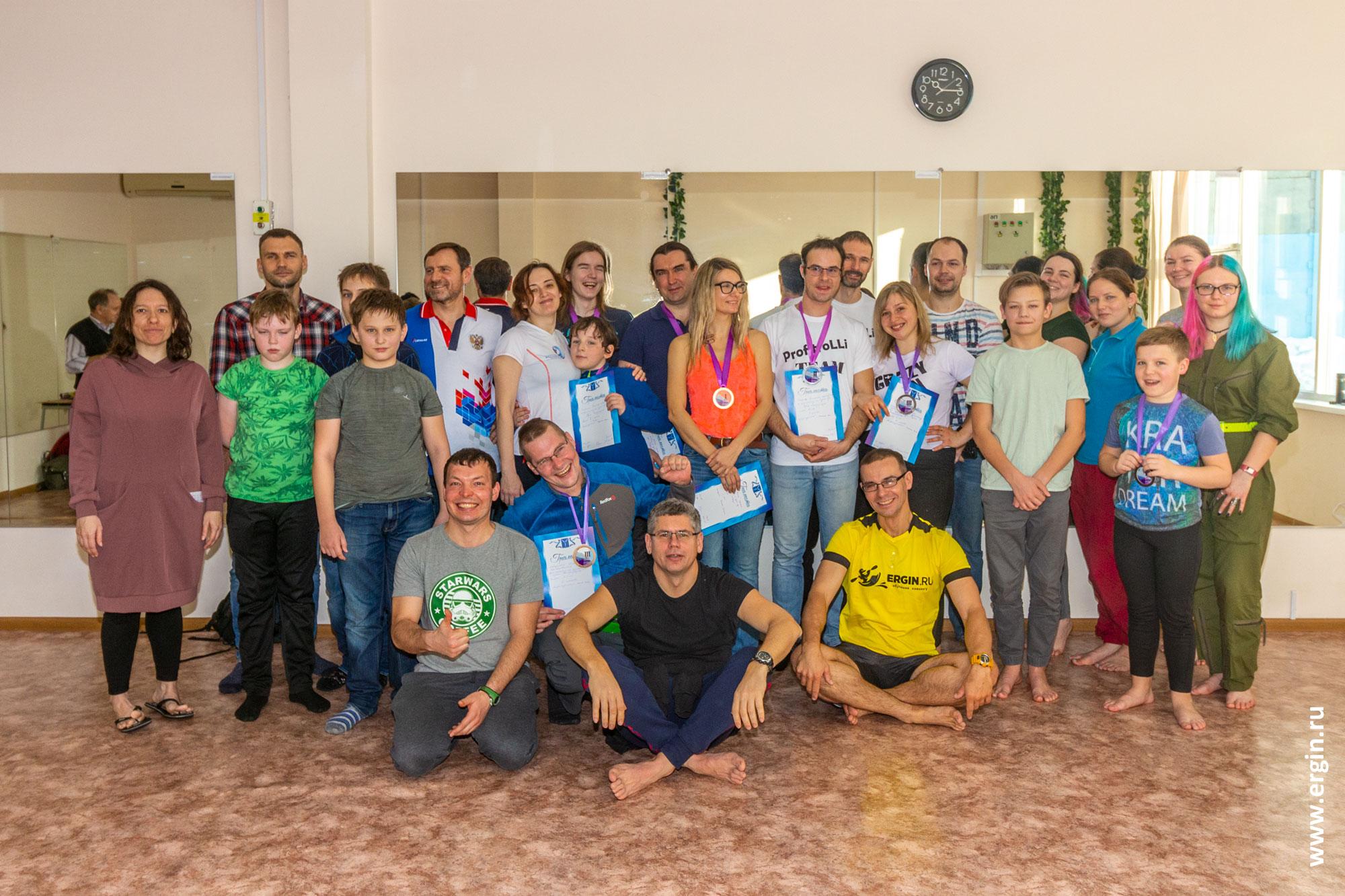 Каякеры - участники Кубка Саратовской области по фристайлу на бурной воде