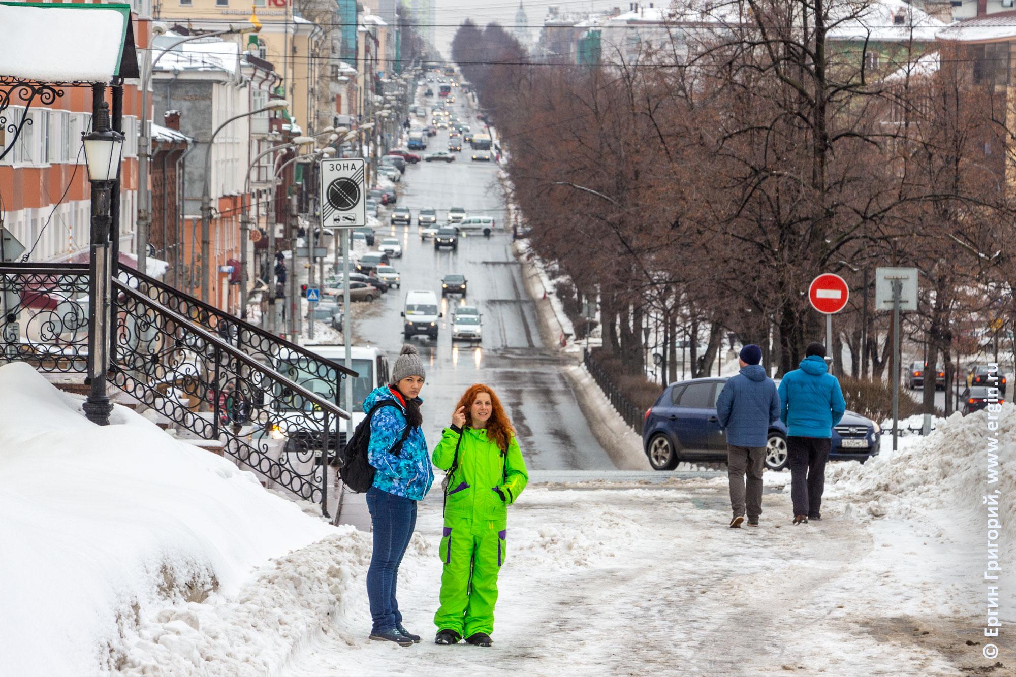 Пермь, Комсомольский проспект
