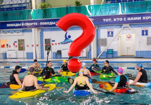 Вопрос каякерам: почему вы выбрали именно этот клуб или бассейн?
