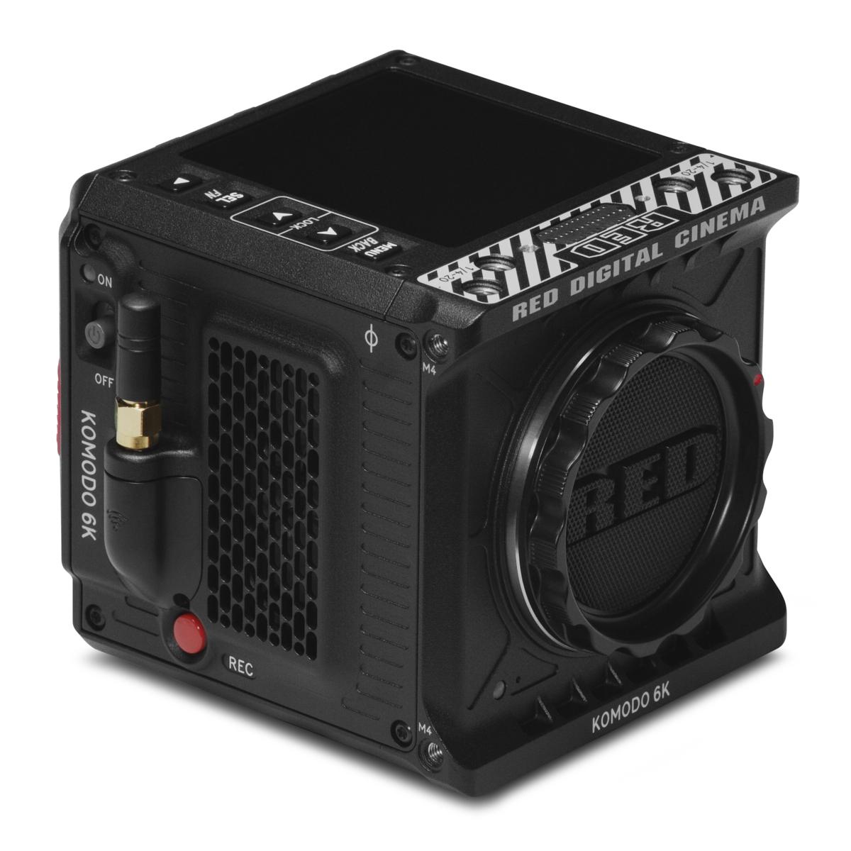 Профессиональная видеокамера RED KOMODO