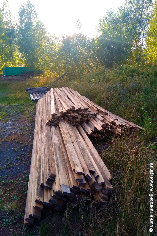Доски для ремонта спортивных сооружений в Тивдии