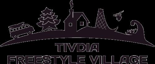 Tivdia Freestyle Village - рисунок для футболки